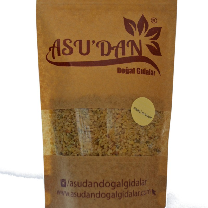 Bulgur Natural Firikli