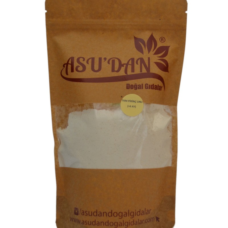 Full Natural Rice Flour