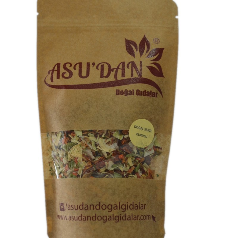 Natural Vegetables Dry Mix