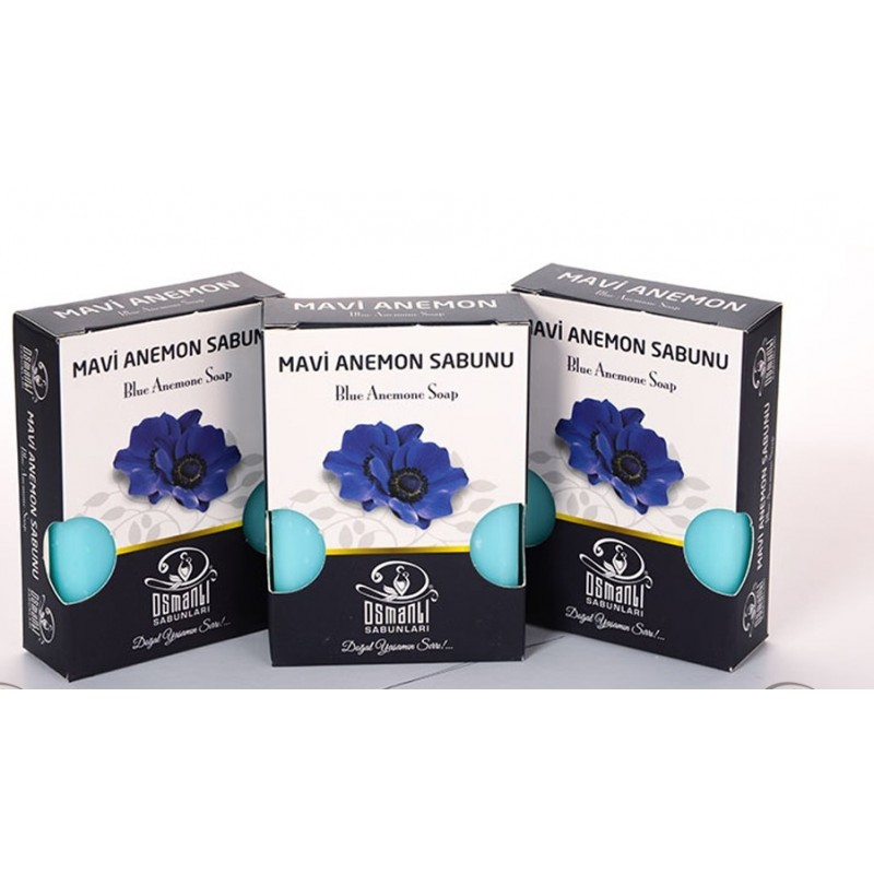ANEMONE BLUE SOAP