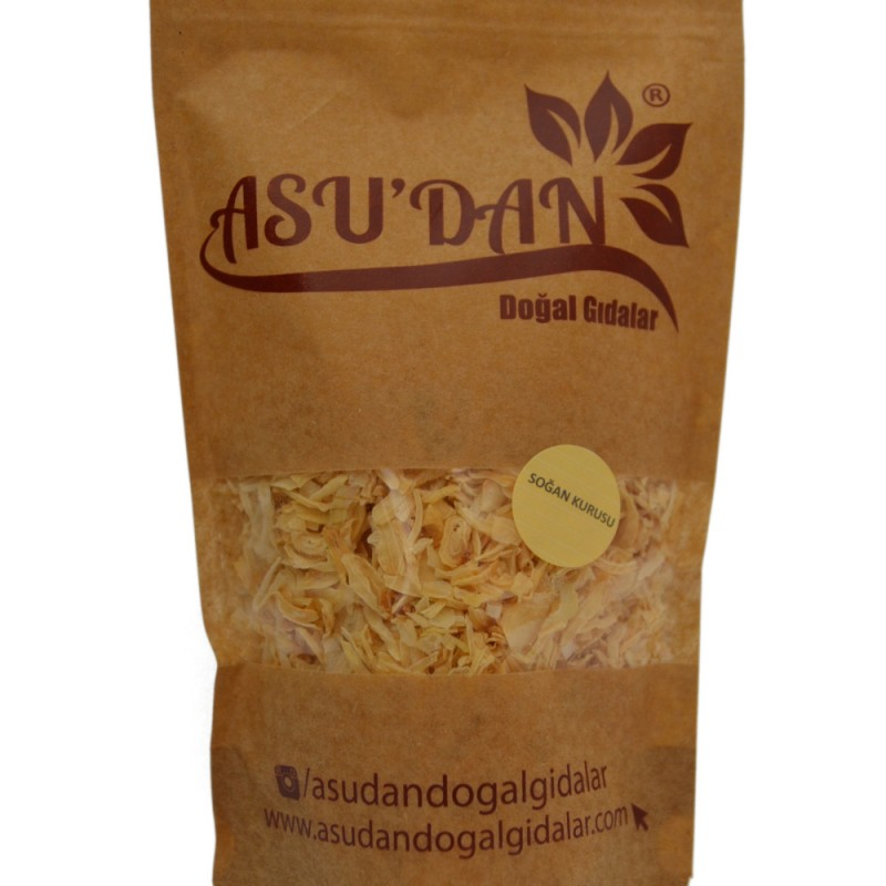 Natural Dried Onion