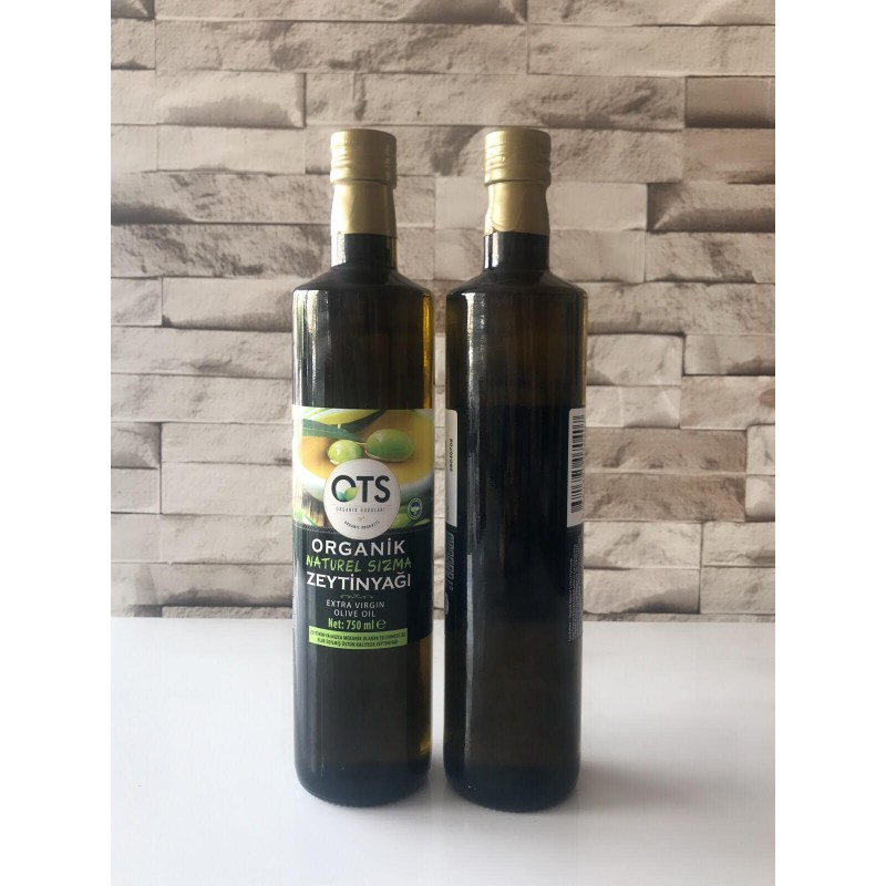OTS Organic extra virgin olive oil