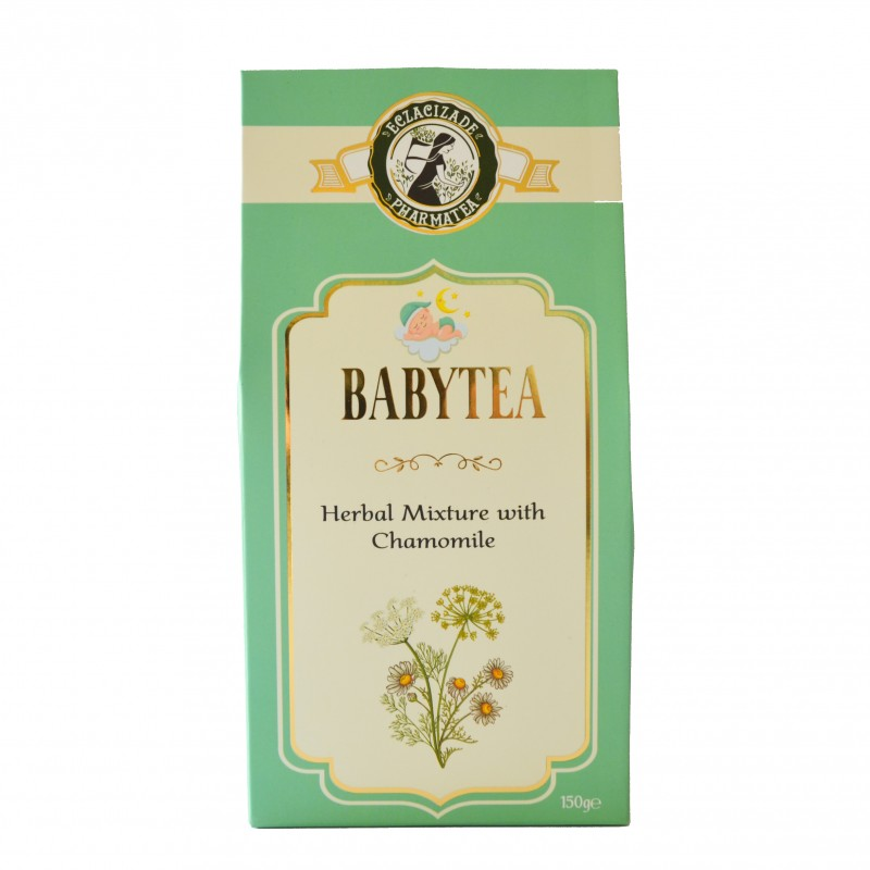 THE PHARMACIST ZADE BABY TEA (150G)