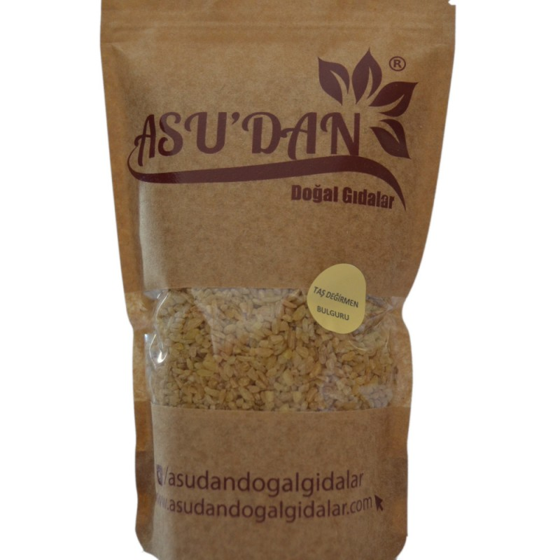 Village Bulgur-Natural Stone Mill Bulgur (500gr)