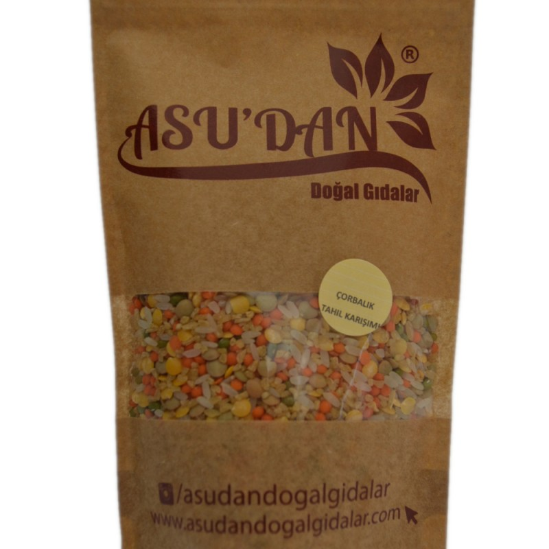 Soup Cereal Mix (+ 8 month) (250gr)